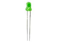 3mm LED grün Anzeigen