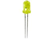 5mm LED gelb Anzeigen