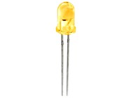 5mm LED warmweiss Anzeigen